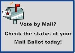 Check your mail ballot