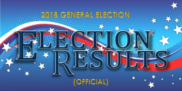 2018 General Election Results